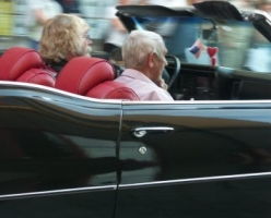 Cruising i Falun